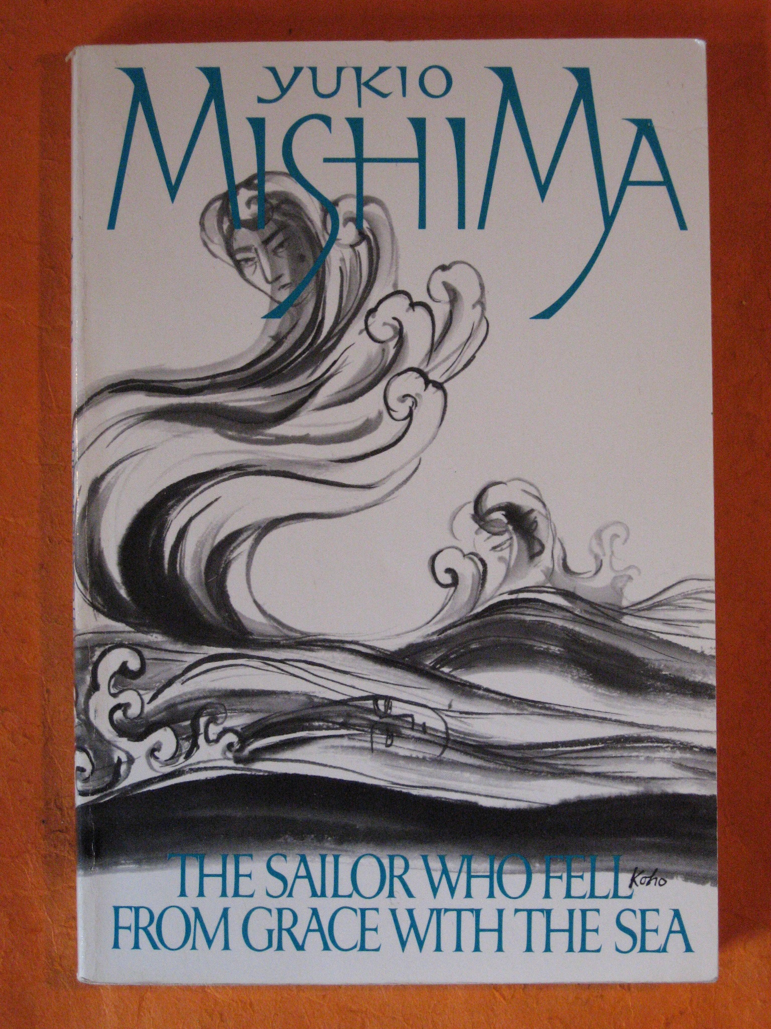 The Sailor Who Fell from Grace with the Sea, Mishima, Yukio; Nathan, John (translator)