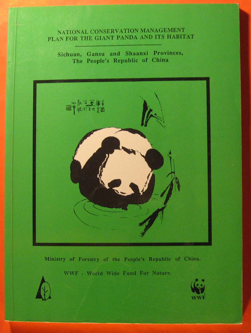 Image for National Conservation Management Plan for The Giant Panda and Its Habitat