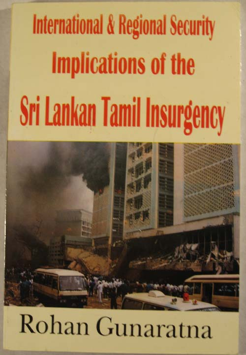 Image for International & Regional Security Implications of the Sri Lankan Tamil Insurgency