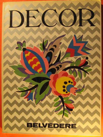 Decor:  Wall Decorations - Illustrations from 1910 - 1920, Hageney, Wolfgang