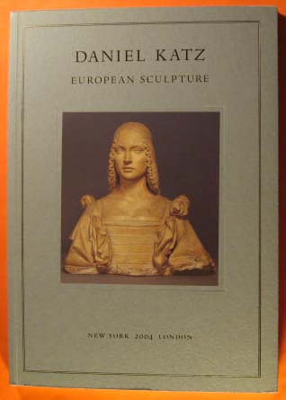 Image for Daniel Katz:  European Sculpture 2004