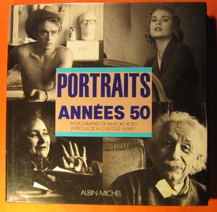 Image for Portraits Annees 50:  Photographies De Sanford Roth
