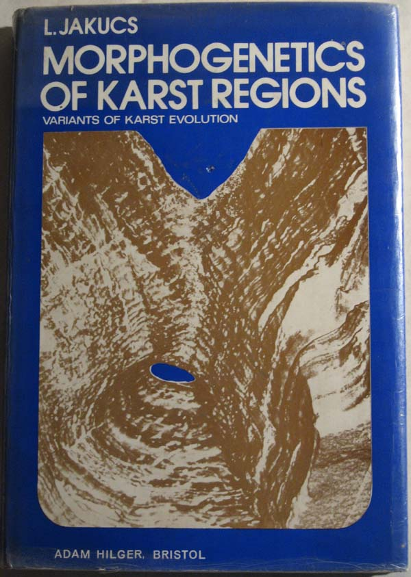 Image for Morphogenetics of Karst Regions: Variants of Karst Evolution