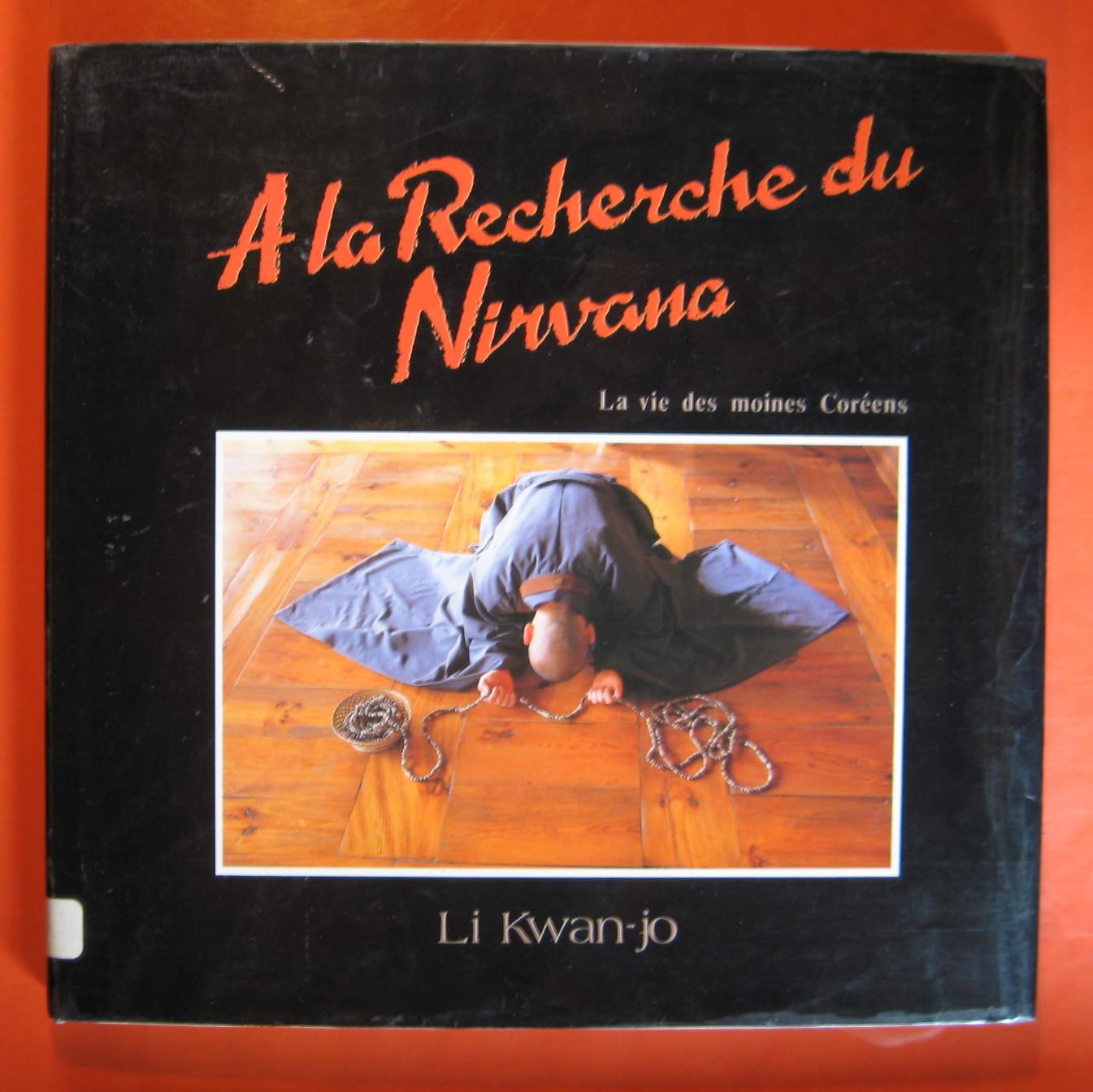 Image for La Recherche Du Nirvana:  La vie Des Moines Coreens, A