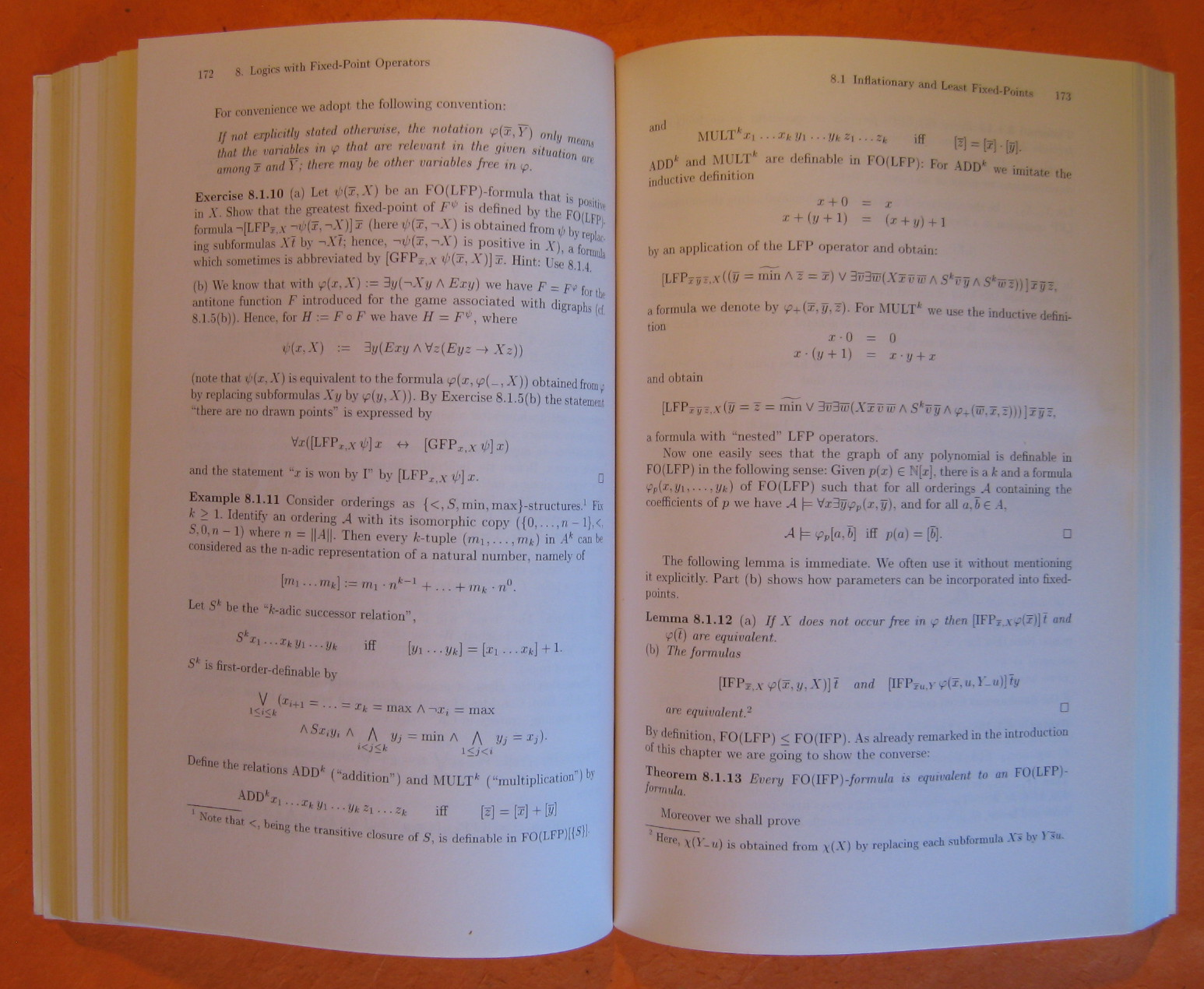 Image for Finite Model Theory