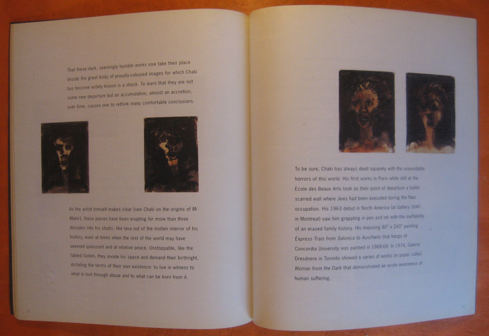 Image for Mi Makir : A Search for the Missing: An Installation of Books and Drawings by Yehouda Chaki