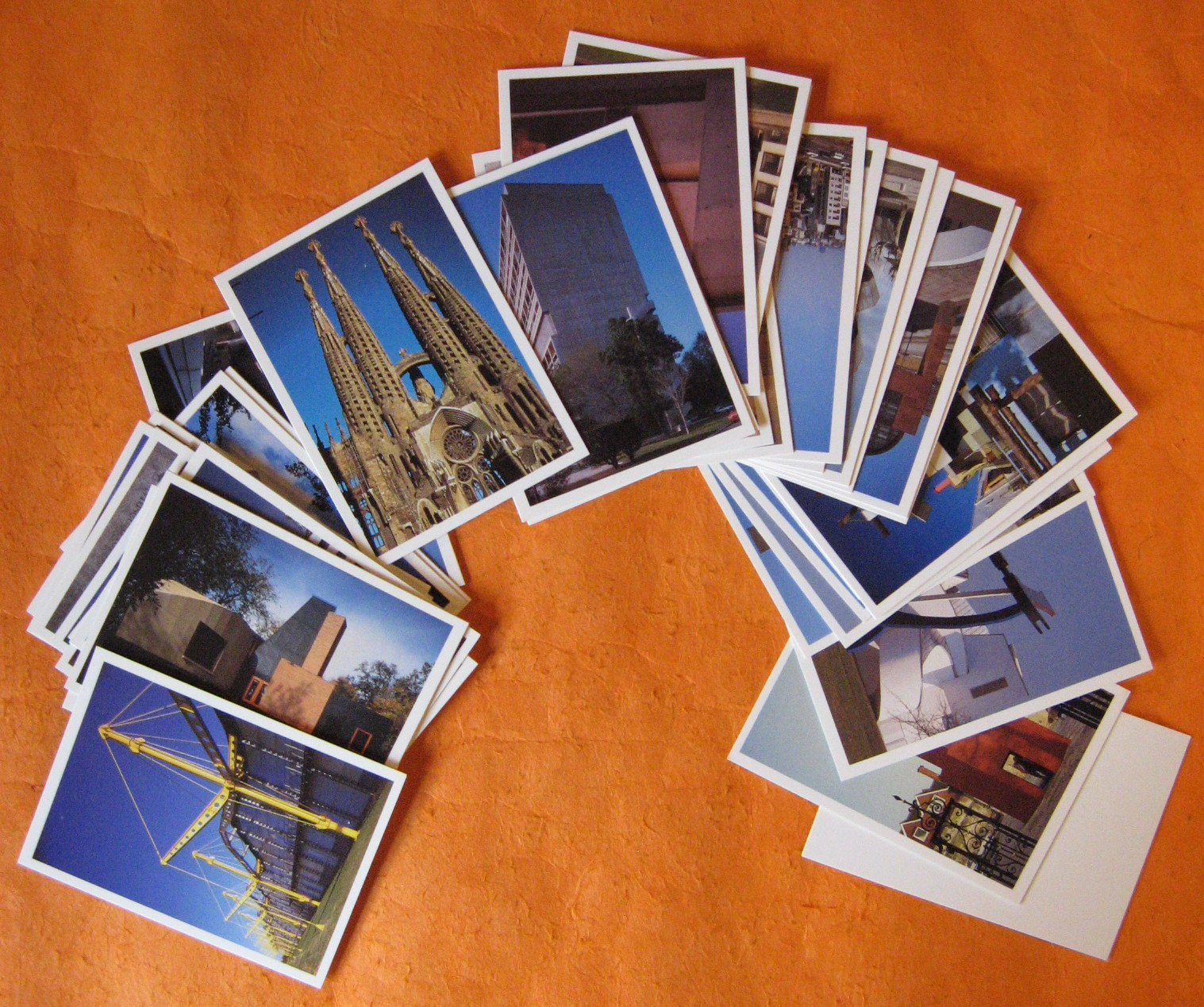 Image for Architects Trading Cards: Buildings