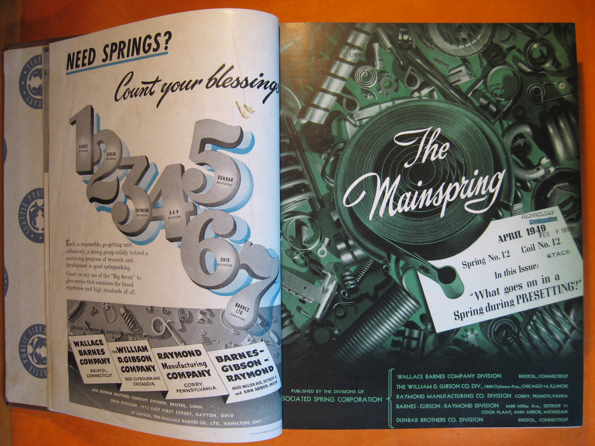 The Mainspring (magazine)