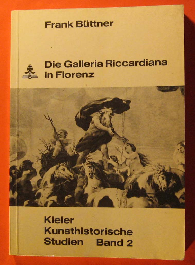 Image for Die Galleria Riccardiana in Florenz
