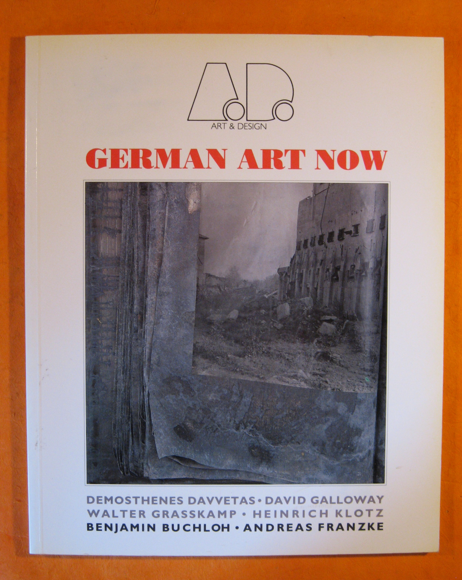 Image for German Art Now