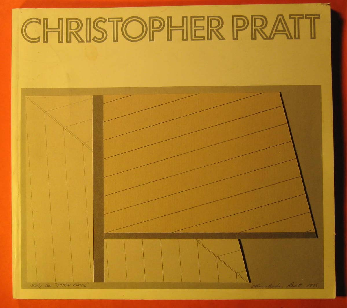 Image for Christopher Pratt