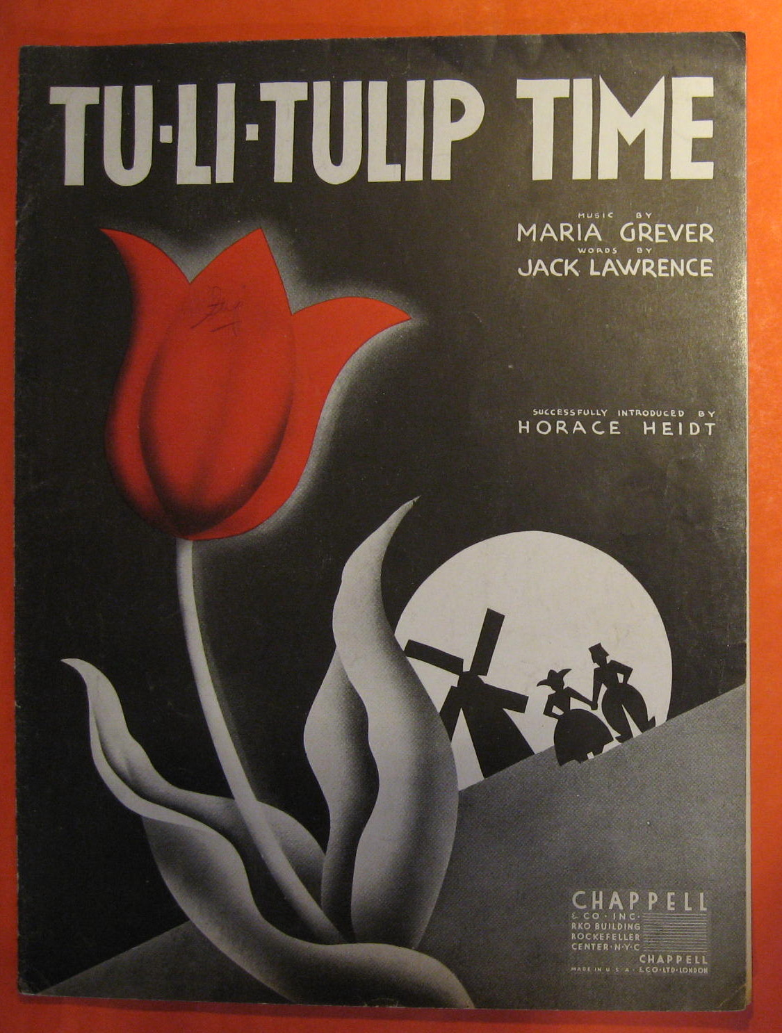 Image for Tu-li-Tulip Time