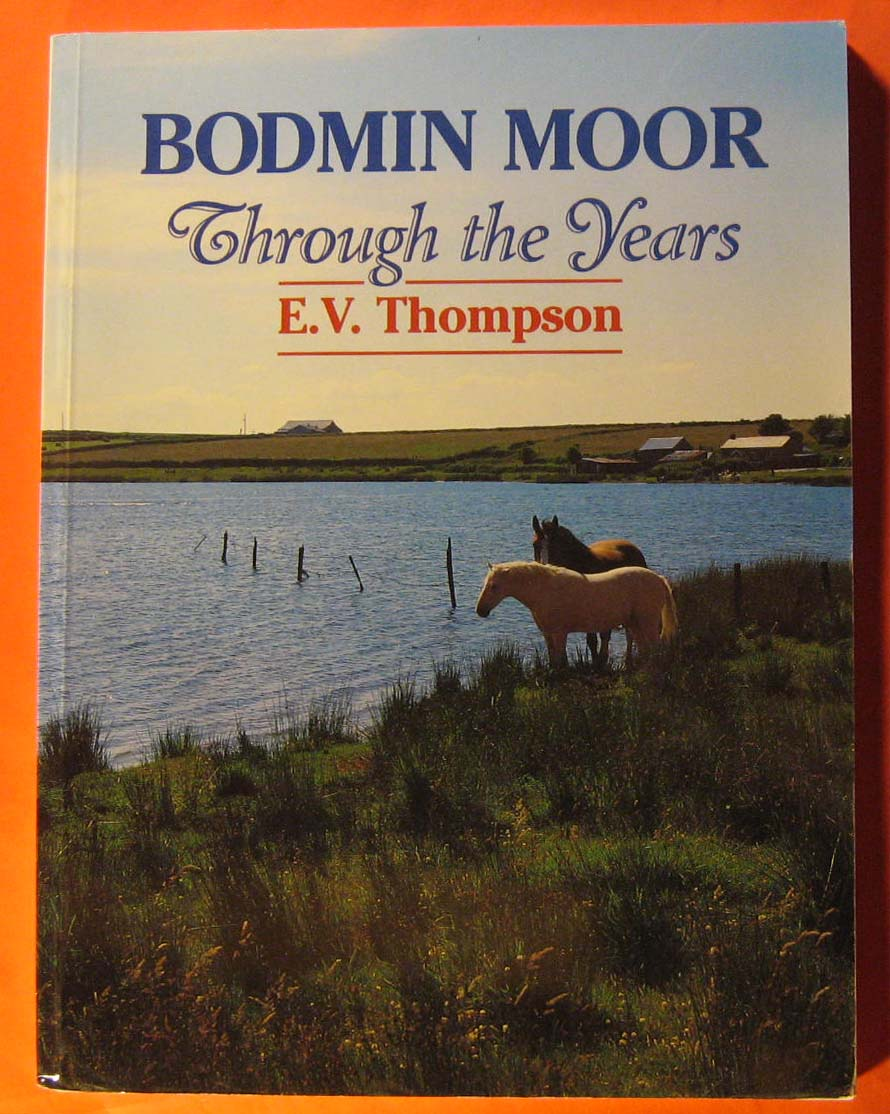 Image for Bodmin Moor : Through the Years