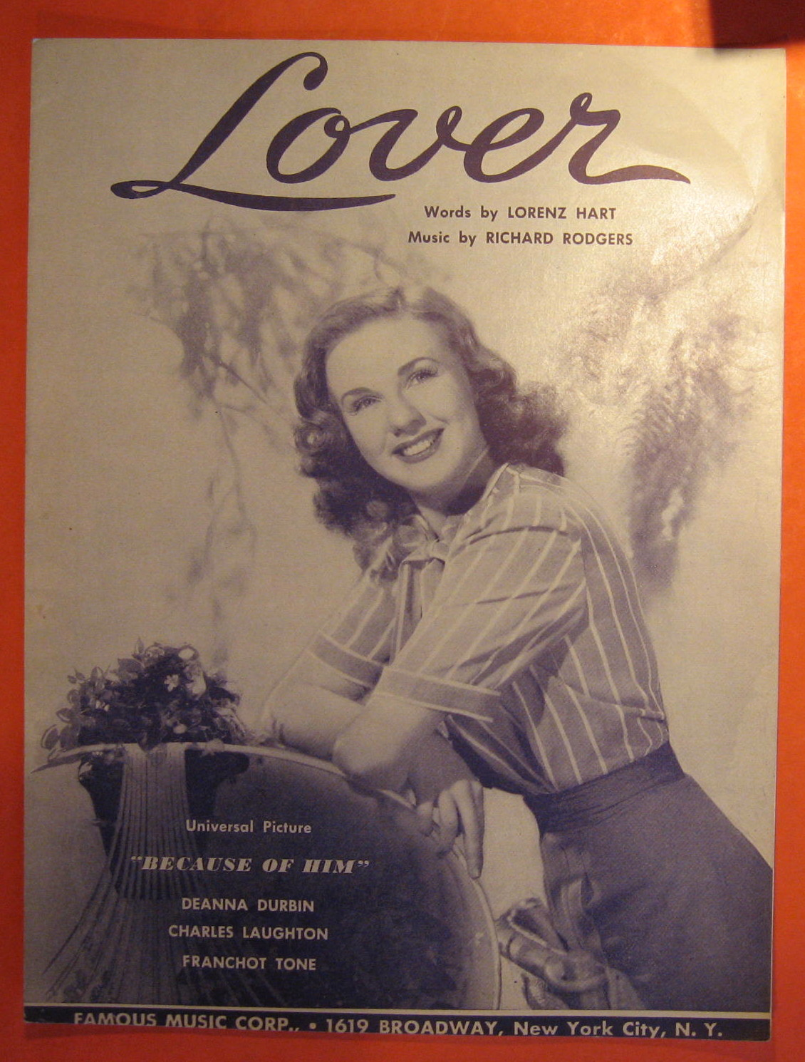 Image for Lover