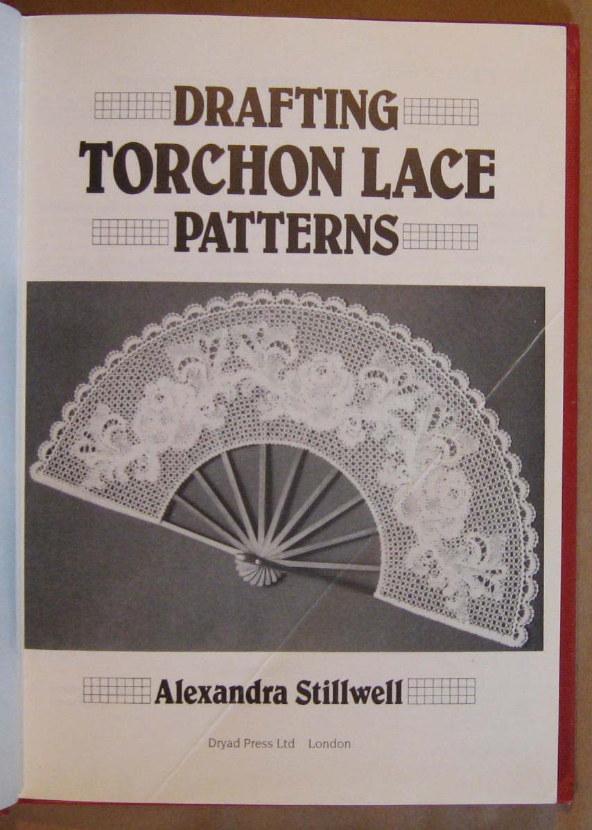 Image for Drafting Torchon Lace Patterns