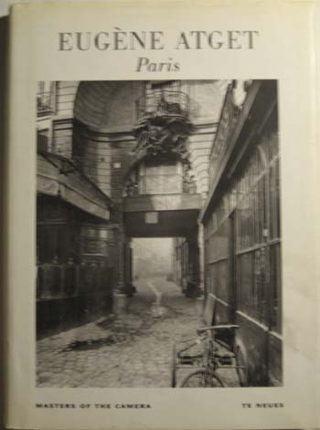 Image for Eugene Atget: Paris