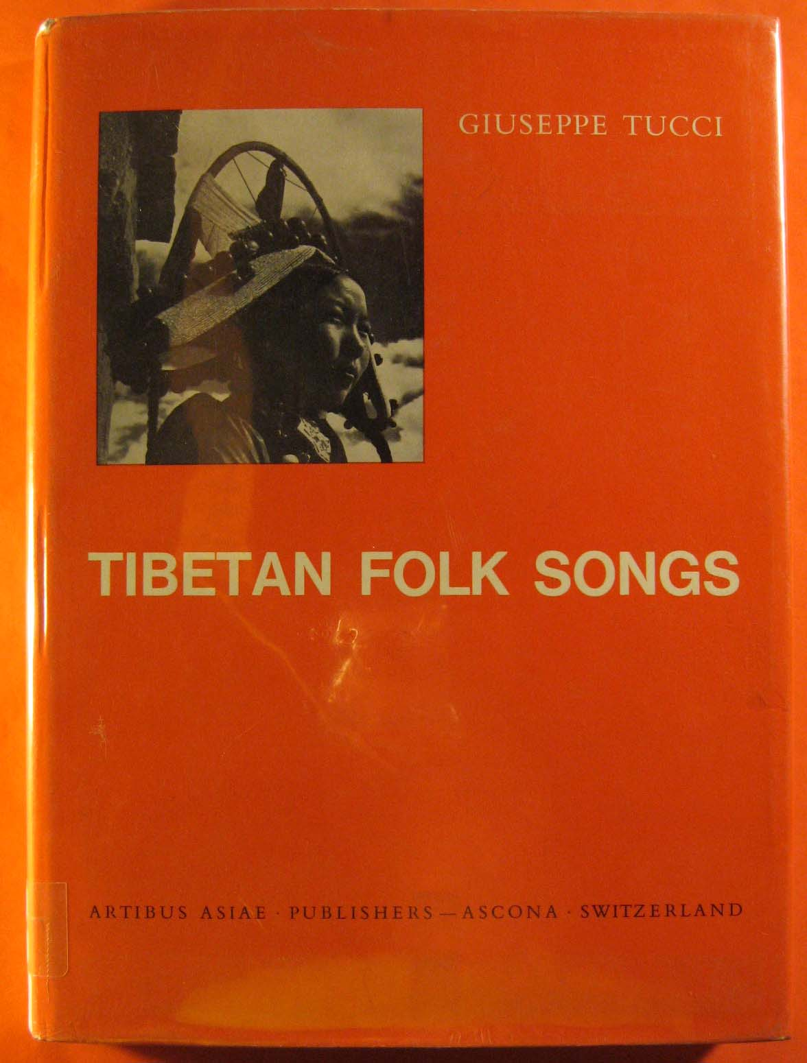 Image for Tibetan Folk Songs from Gyantse and Western Tibet