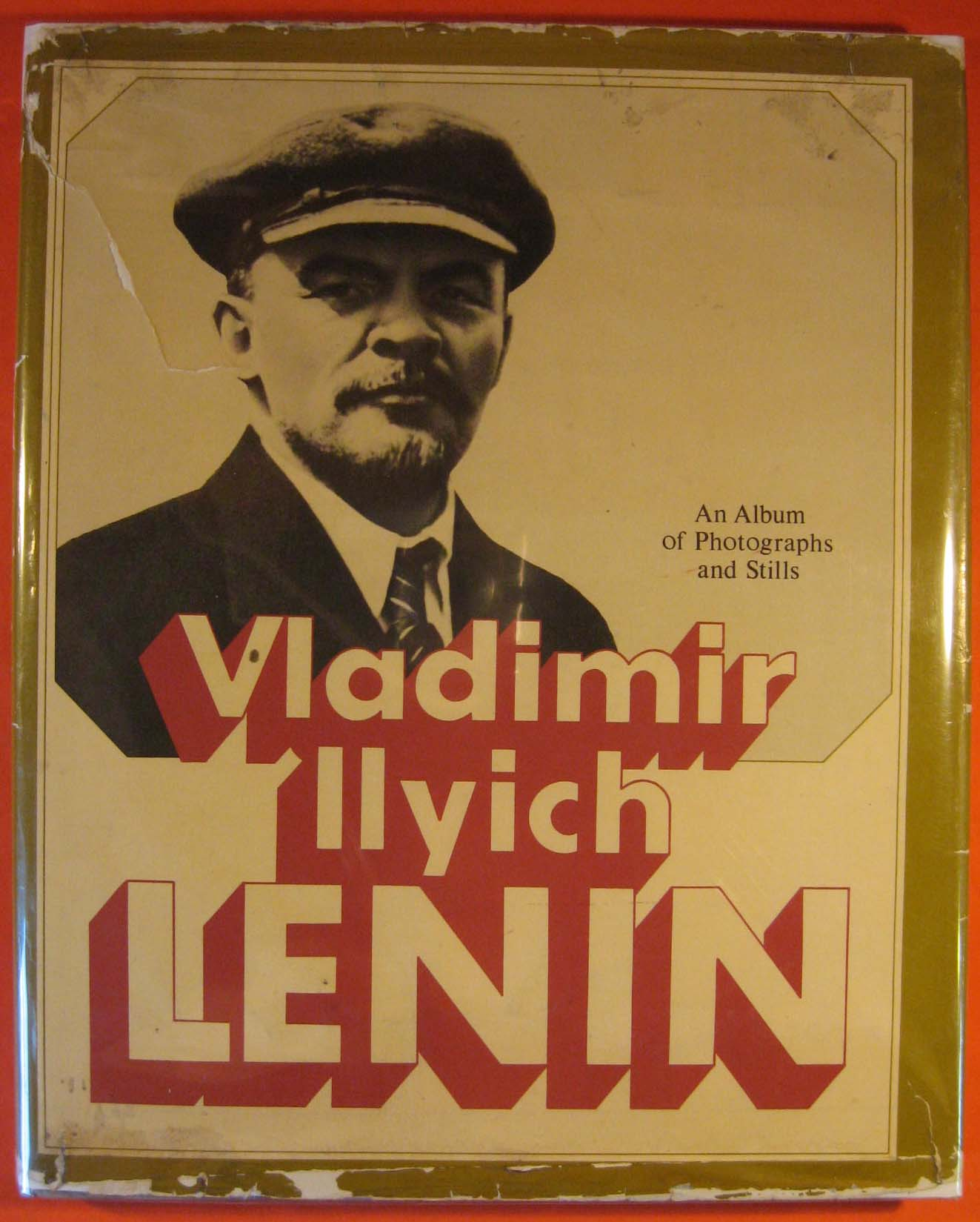 Image for Vladimir Llyich Lenin:  An Album of Photographs and Stills