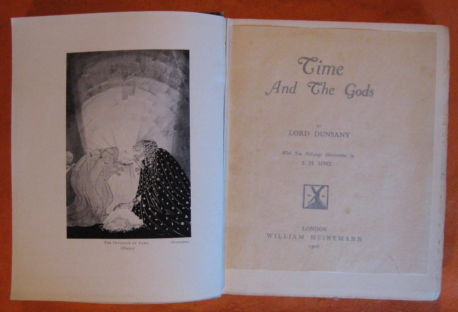 Image for Time and the Gods