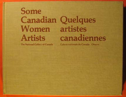 Image for Some Canadian Women Artists/ Quelques Artistes Canadiennes