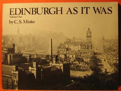 Image for Edinburgh As It Was:  Volume One, Photographs 1844-1924 by the Rock House Studio, Edinburgh