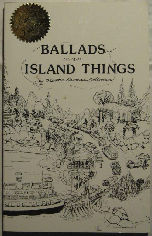 Image for Ballads and Other Island Things