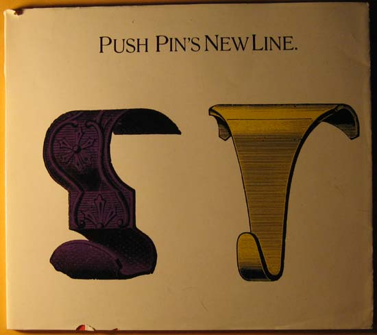 Image for Push Pin's New Line