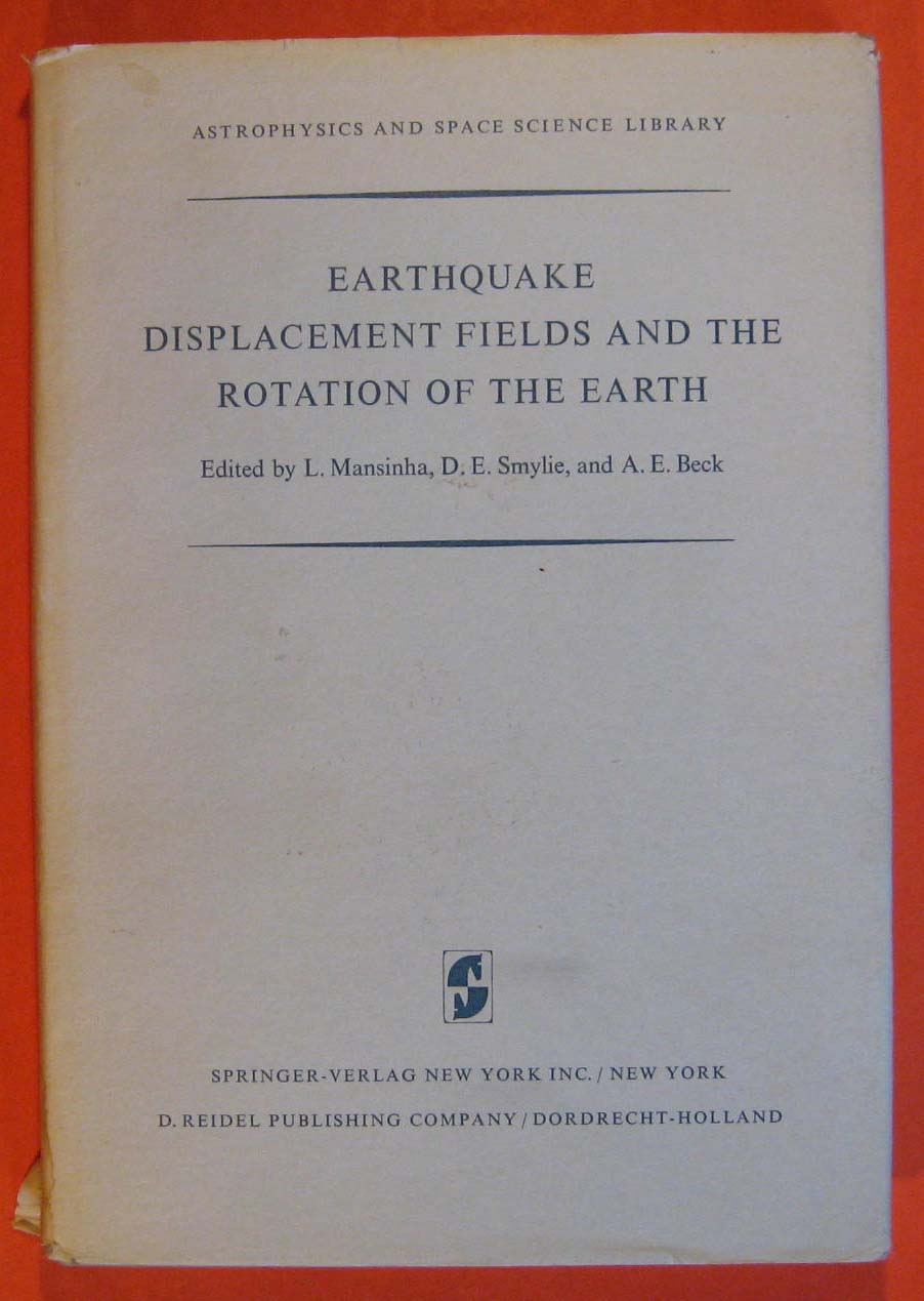 Image for Earthquake Displacement Fields and the Rotation of the Earth