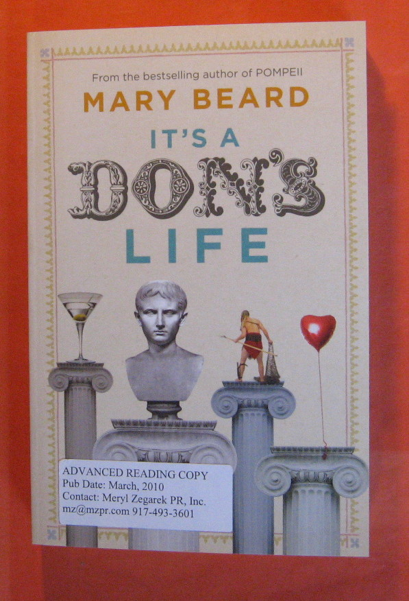 It's a Don's Life, Beard, Mary