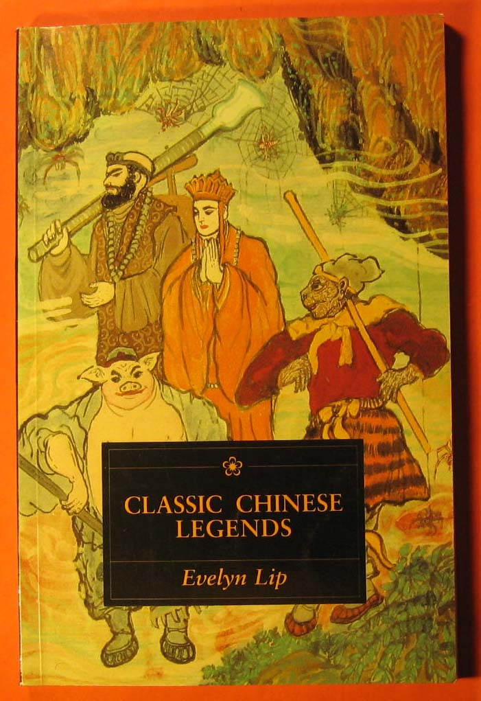 Image for Classic Chinese Legends