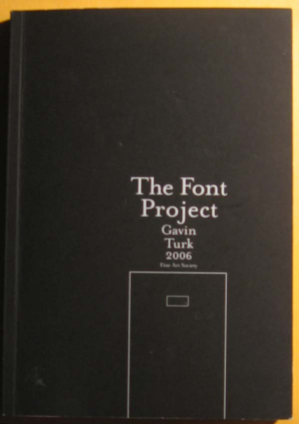 Image for Font Project, The