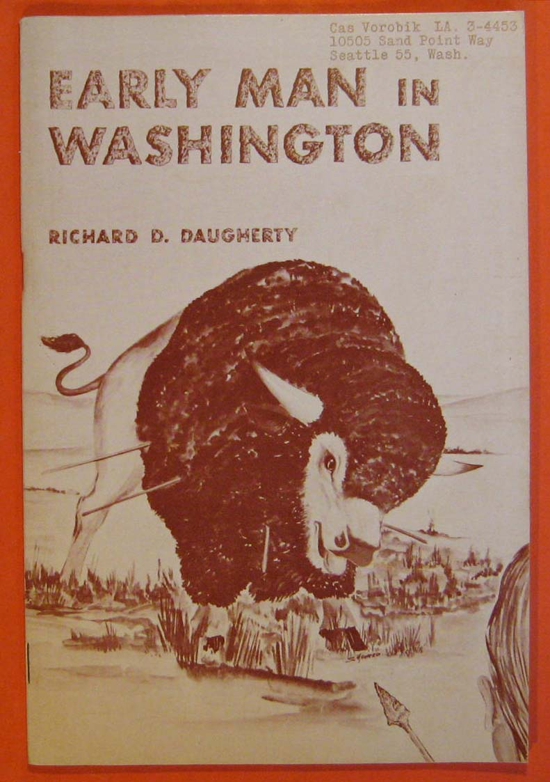 Image for Early Man in Washington
