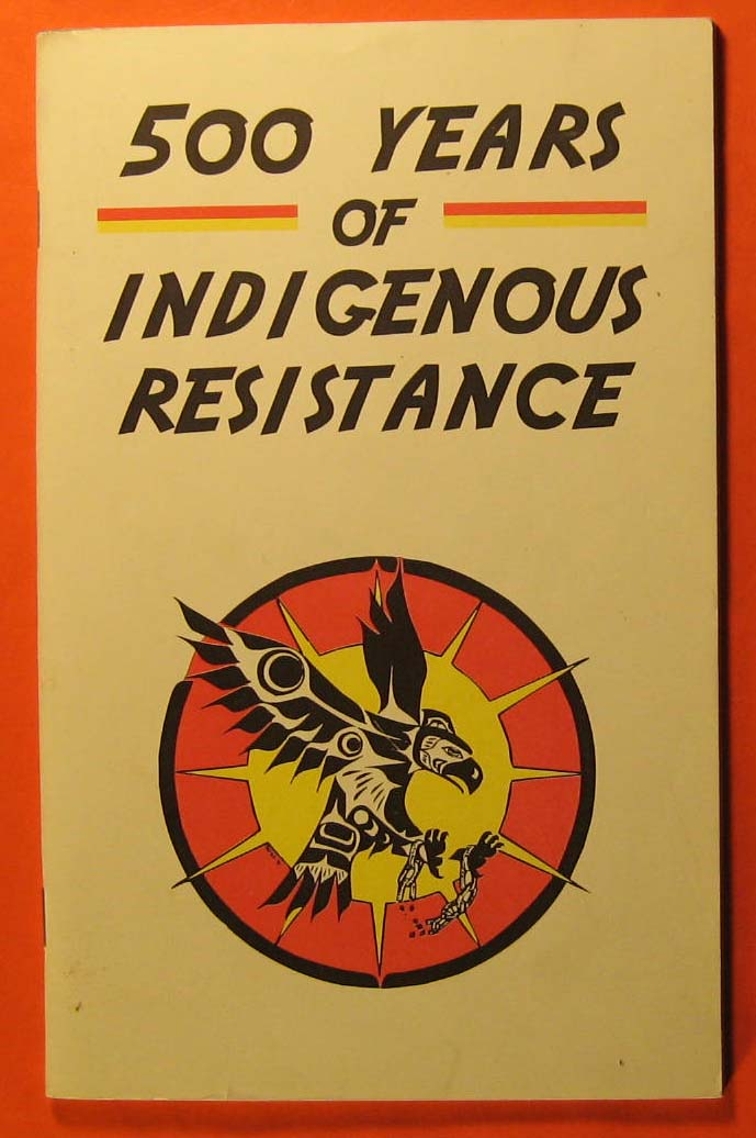 Image for 500 Years of Indigenous Resistance