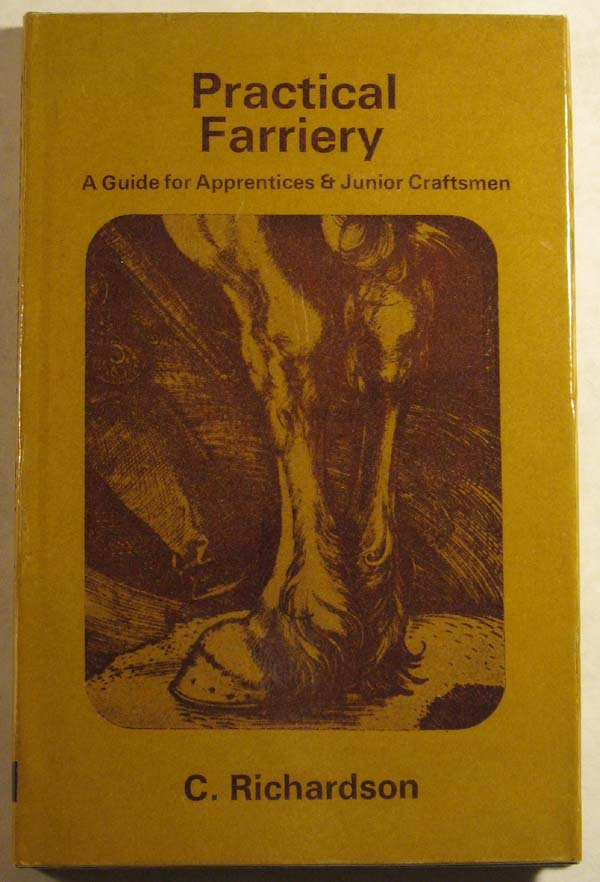Image for Practical Farriery:  A Guide for Apprentices and Junior Craftsmen