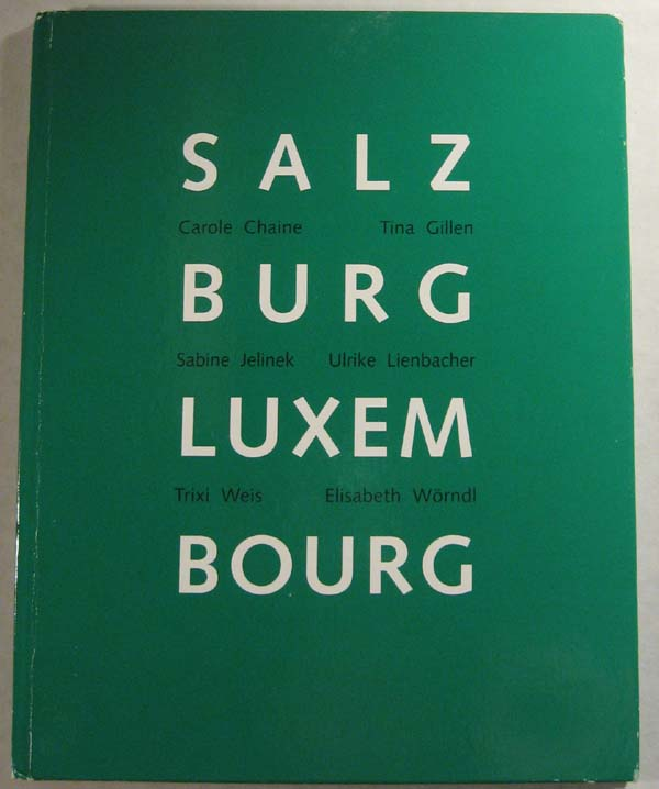 Image for Salzburg-Luxembourg