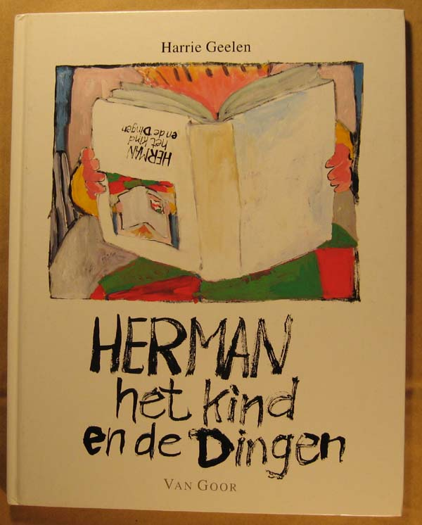 Image for Herman Het Kind En De Dingen