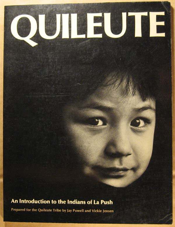 Image for Quileute: An Introduction to the Indians of La Push