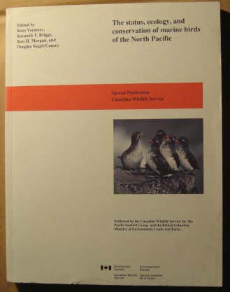 Image for The Status, Ecology, and Conservation of Marine Birds of the North Pacific