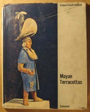 Image for Mayan Terracottas