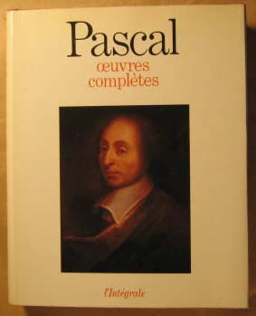 Image for Pascal:  Oeuvres Completes