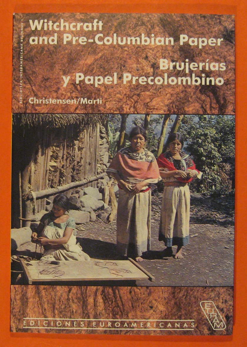 Image for Witchcraft and Pre-Columbian Paper: Brujerias Y Papel Precolombino