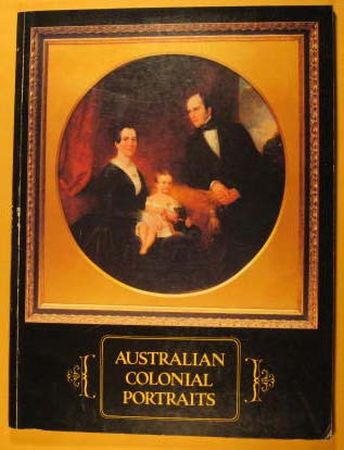 Image for Australian Colonial Portraits