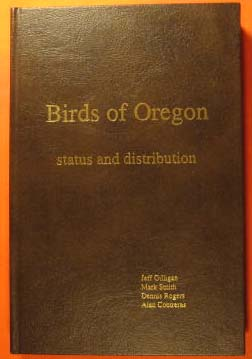 Image for Birds of Oregon: Status and Distribution
