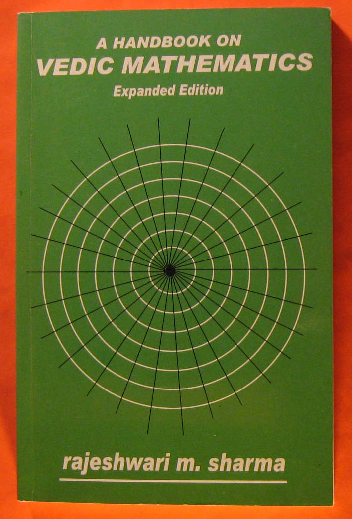 Image for Handbook on Vedic Mathematics, A