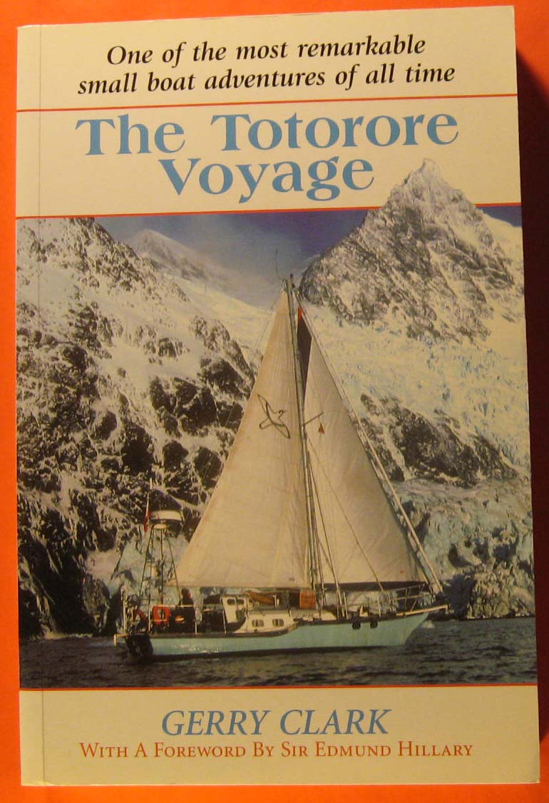 The Totorore Voyage, Clark, Gerry