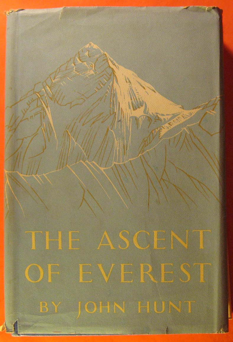 Image for Ascent of Everest