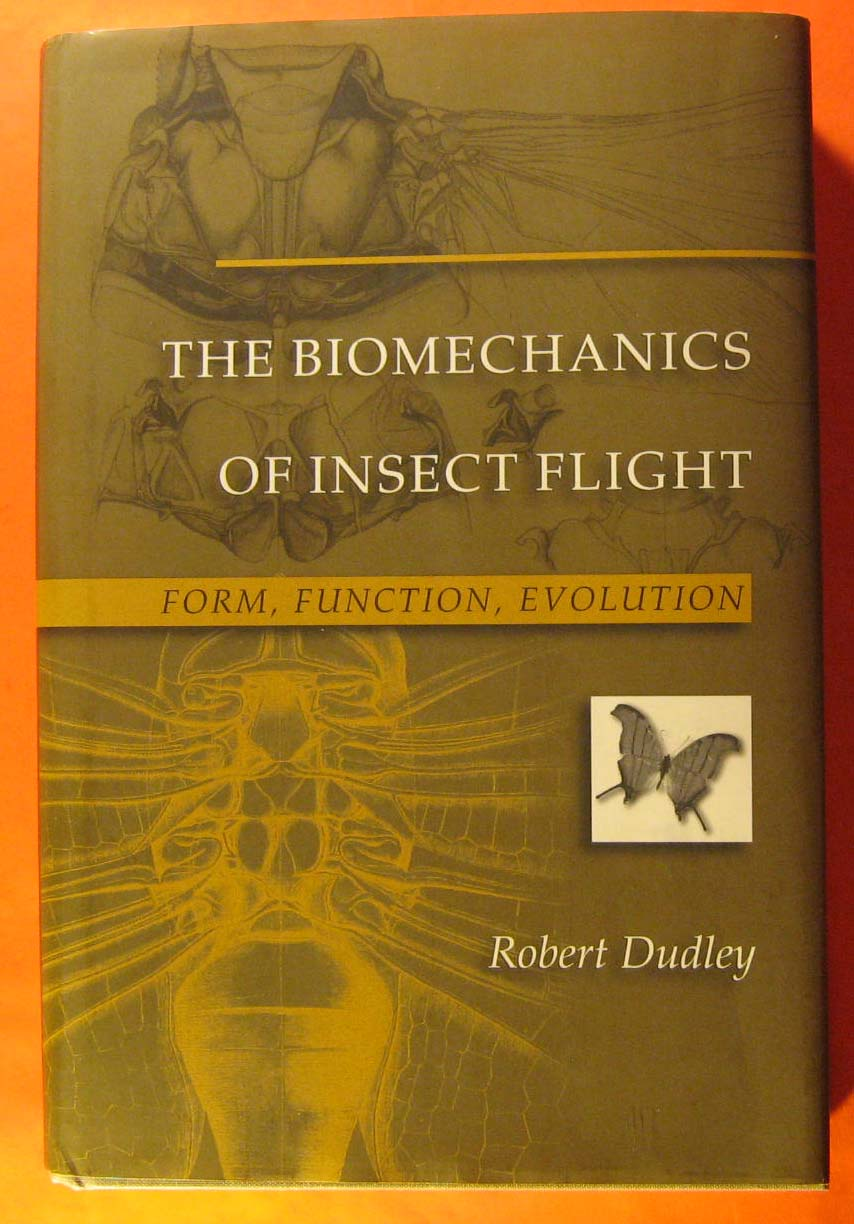 Image for Biomechanics of Insect Flight: Form, Function, Evolution, The
