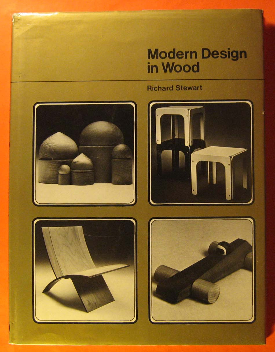 Image for Modern Design in Wood