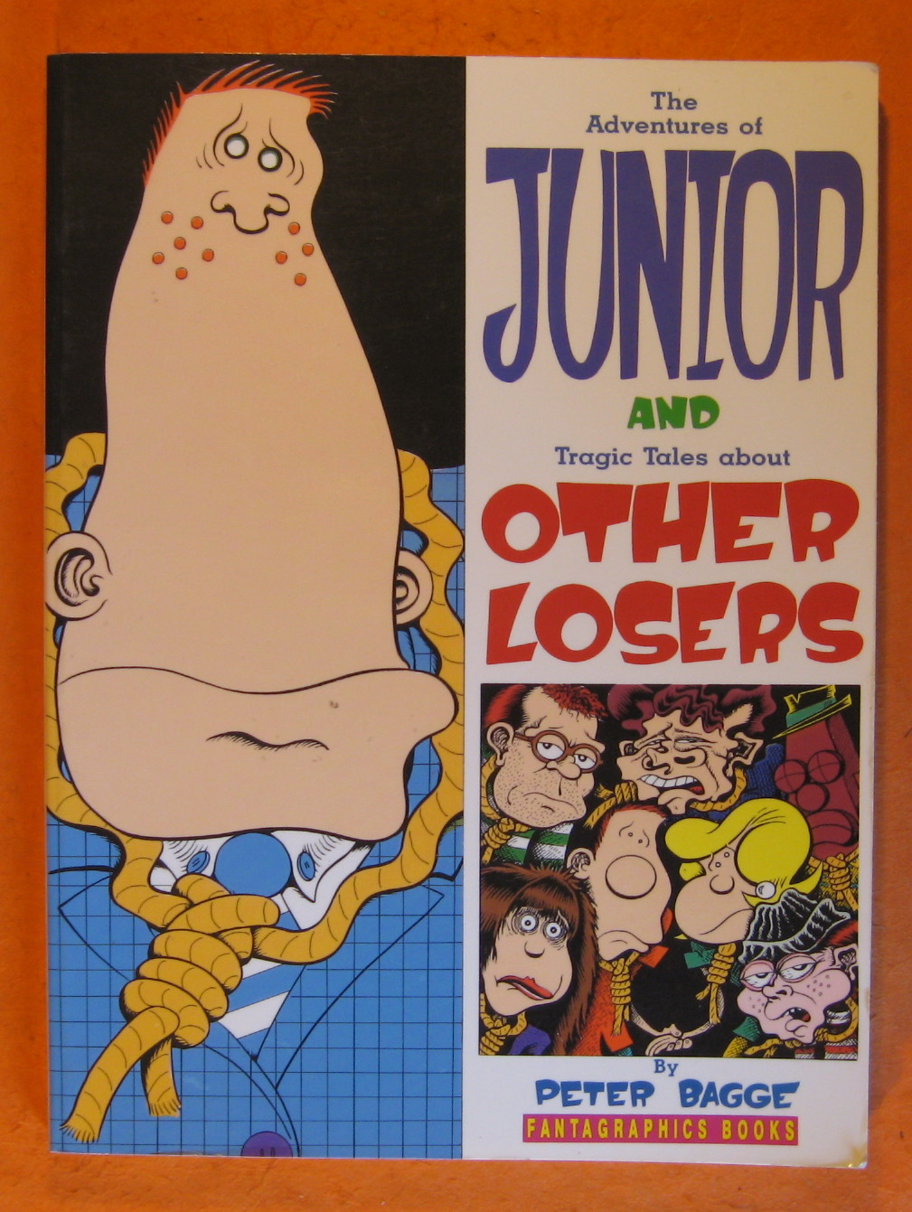 Junior and Other Losers, Bagge, Peter