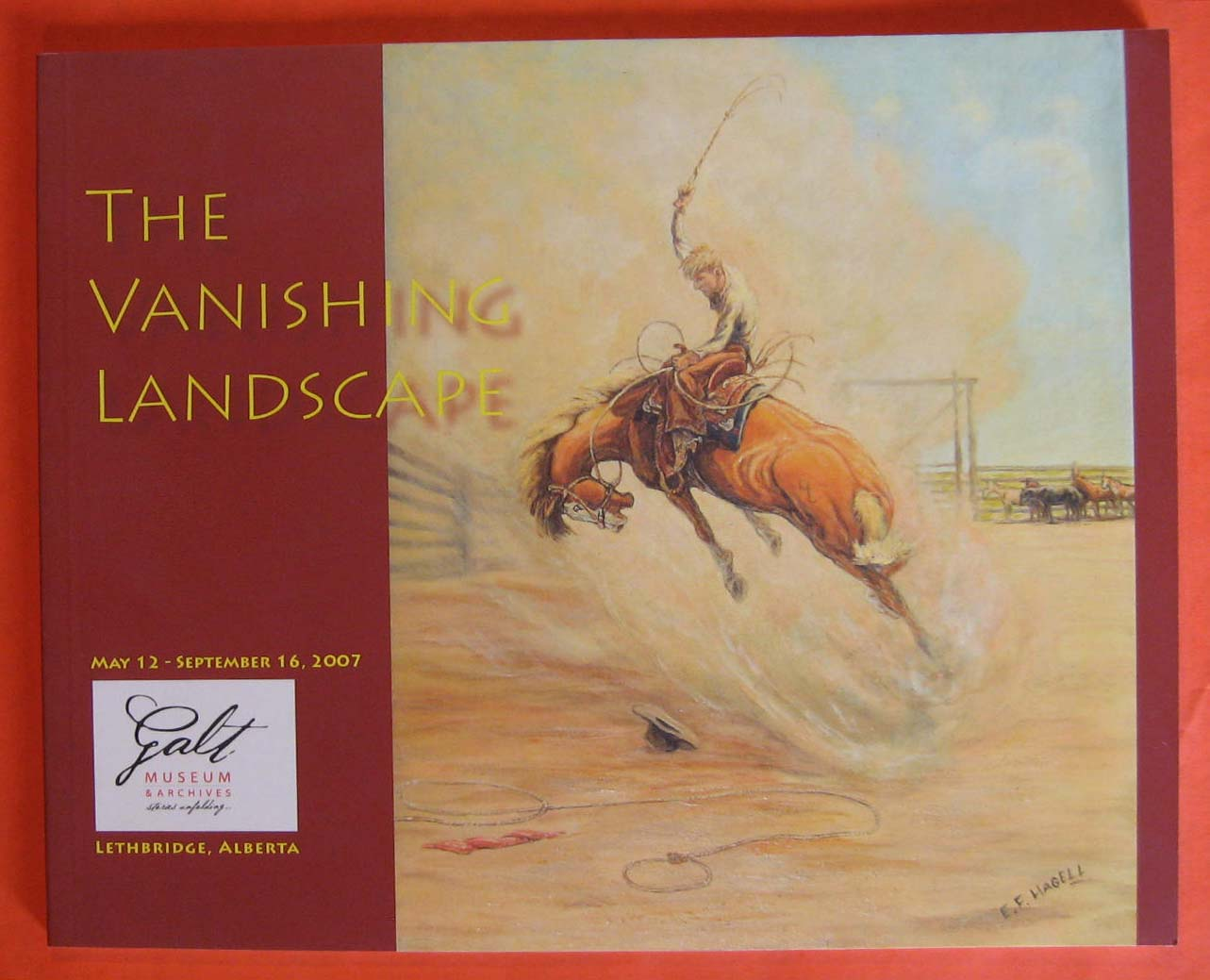Image for Vanishing Landscape, The